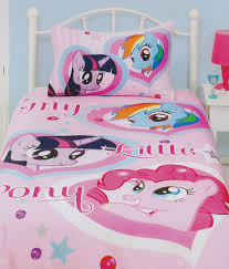 my little pony quilt cover set my little pony bedding kids bedding dreams