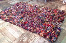 home interior colorful multi color rug anji mountain confetti brown and white 5 ft