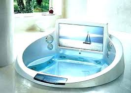 corner jacuzzi bath 2 person corner bathtub jetted whirlpool bathtubs the home depot best tubs exterior