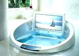 corner jacuzzi bath 2 person corner bathtub jetted whirlpool bathtubs the home depot best tubs exterior