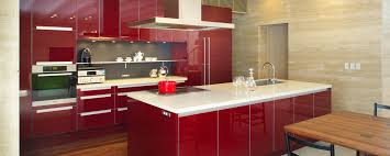 Decorating For Kitchens Perfect Red Kitchen Cabinets Models With Red Decor 2560x1600