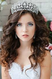 Quince Hairstyles 8 Best Корона Свадебные короны диадемы тиары Pinterest Quinceanera
