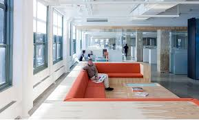 A I Architects Horizon Office Inhabitat Green Design