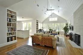 led recessed lights vaulted ceiling designs