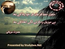 wafa poetry in english