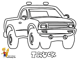 02 pickup truck coloring at yescoloring american pickup truck coloring sheet free truck yescoloring on jacked up truck coloring pages