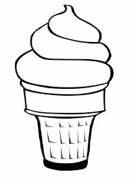 Small Picture Ice Cream Cone Coloring Pages Affordable Way to Make the Kids