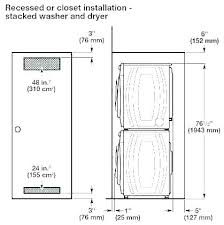 washer and dryer sizes. Simple Washer Stackable Washer And Dryer Sizes Depth Of  Inside Washer And Dryer Sizes D