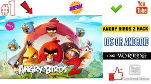 Angry Birds 2 Hack In Ios Or Android (Easy Way) (100% Working)#krishagarwal  - YouTube