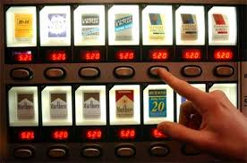 Cigarette Vending Machine India