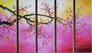 3agp032 cherry blossom panels group