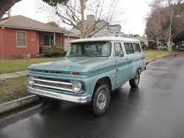 Let's see some 60-66 Suburban 4x4s. - The 1947 - Present Chevrolet ...