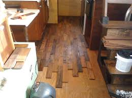 Floors Made From Pallets Flooring Small House Big Adventure