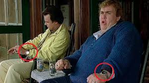 john candy movies. Modren Candy Actor Dan Aykroyd U0026 John Candy Character Roman Craig Chet Ripley Watch  Rolex Unknown Submitted By Biffo With Movies