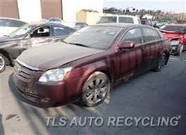 used oem toyota avalon parts tls auto recycling 2007 toyota avalon