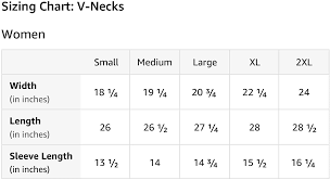 Female Neck Size Chart Amazon Com Womens Phenomenally Ashanti V Neck T Shirt Clothing