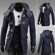 2019 2016 rushed new men s woolen hooded trench coat stylish long winter coats smart casual men hoos overcoat free shippng from dafeng2016