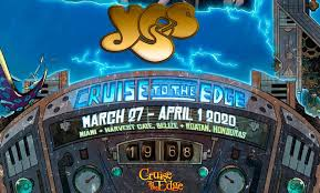 Set - Edge Prog For Bands Of Cruise Announced The First Report 2020 To