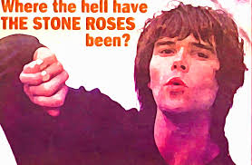 A Second Opinion on The <b>Stone Roses</b>' <b>Second</b> Coming - Rock and ...