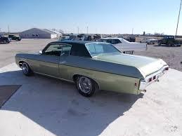 1969 Chevrolet Impala, (factory) 327 4bbl V8/4speed Stick ...