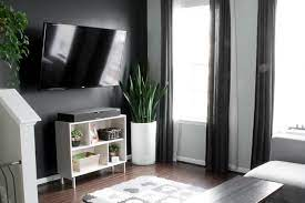hide tv cords in a wall disguise wires
