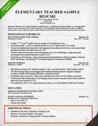 4th Grade Teacher Resume 74 Awesome Photography Of Communication In A Resume Examples