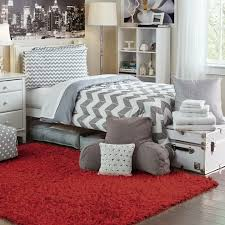 large red area rug rugs decoration beautiful ideas and grey white chevron photo 65