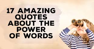 Words Quotes Adorable 48 Amazing Quotes About The Power Of Words ChristianQuotes