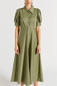 Elizabeth Bias Maxi Dress | Lee Mathews