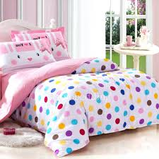 polka dots bedding set quality hippie colorful polka dots kids bedding sets on polka dot