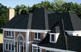 Architecture Black Architectural Shingles For Two Story Traditional