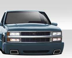 Chevrolet Tahoe Front Bumpers - BodyKitz.com
