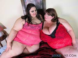 Bbw Lexxxi Luxe Lesbian