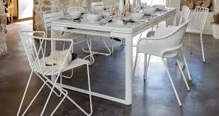 table jardin. table à rallonges, extensible jardin