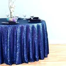 navy blue round tablecloth plastic and white striped tablecloths
