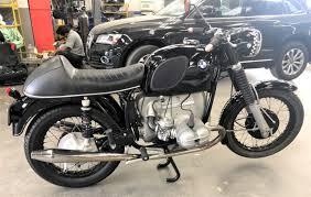 1970 bmw r75 5 siebenrock 1000cc cafe racer style