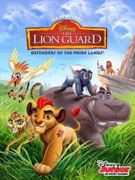 The Lion Guard Temporada 2 audio español
