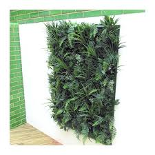 artificial green wall artificial green walls in residential exterior locations