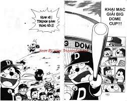 Truyện Doremon bóng chày - Chap 008 mới nhất