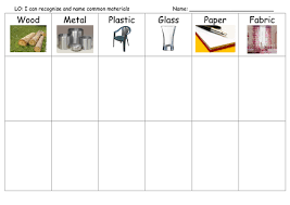 The most popular worksheets found in. Sorting Materials Worksheet Teaching Resources