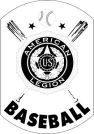 AMERICAN LEGION BASEBALL Logo Vector (.SVG) Free Download