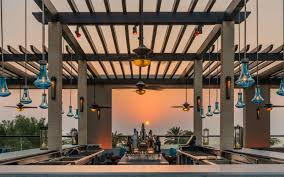 Mexican Kitchen Dubais Best Rooftop Bars Travel Leisure