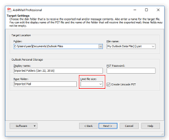 Email File Size Limits When Migrating Mail