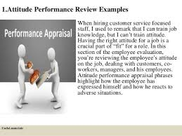 Performance Appraisals Examples 280 Performance Review Comment Samples Hr Performance Appraisal
