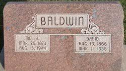 "David ""Effie"" Baldwin (1866-1956) - Find A Grave Memorial"
