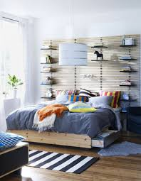 27 Incredible DIY Wooden Headboard Ideas