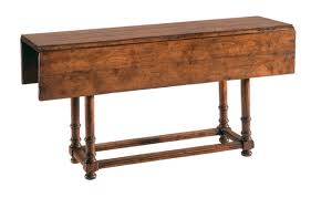 Country English Rectangular Drop; As shown - Top - Plank; Edge - Country;  Leg - English; Stretcher - Box