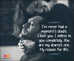 Touching Quotes About Love