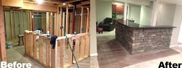 basement remodels before and after. Basement Renovations Before And After Photos Remodeling Full Size Of Modern Remodels
