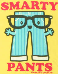 Image result for google images smarty pants